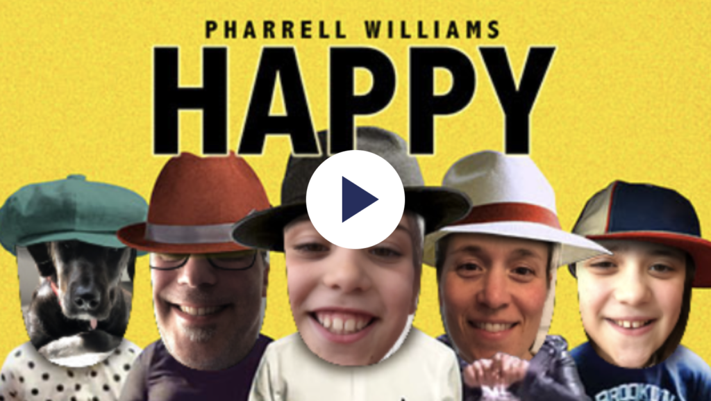 """Happy"" by the Thompsons on JibJab.com"